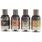 Dark Horse RDA Rebuildable Atomizer (Chrome Body)