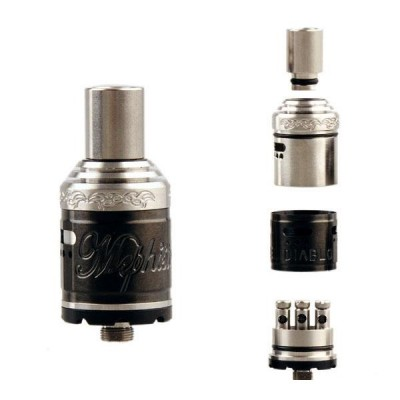 Mephisto V2 RDA Rebuildable Dripping Atomizer