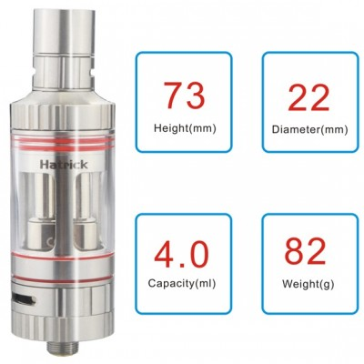 Hatrick Triple Coil Sub-Ohm Tank by Smowell
