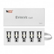 Yocan Evolve Wax Coils 5-Pack