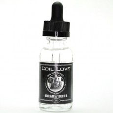 Cream n' Berry Coil Love Vapors E Liquid