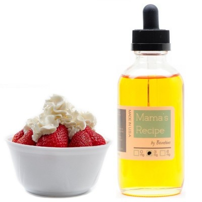Bambino Vape Co Mamas Recipe - E-Liquid 120ml