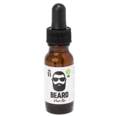 Beard Vape Co. # 51 | Beard E Juice 15 ml
