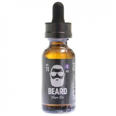 Beard Vape Co. # 71 | Beard E Liquid 30 ml