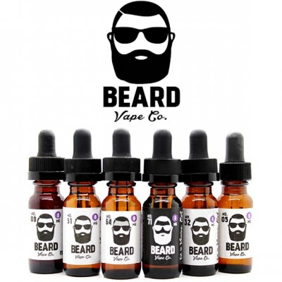 Beard Vape Co. # 88 | Beard E Juice 15 ml
