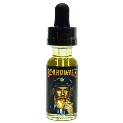 Boardwalk Vapor - Captain Crusty E-Juice 15 ml