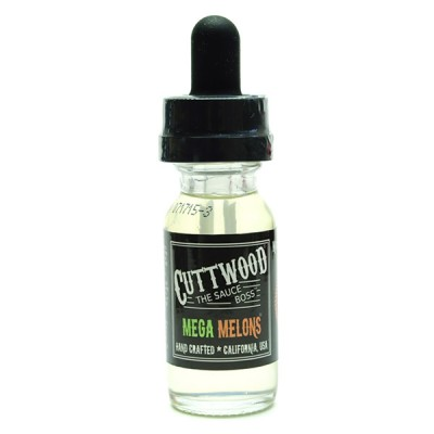 Cuttwood Mega Melon E Juice 15ml