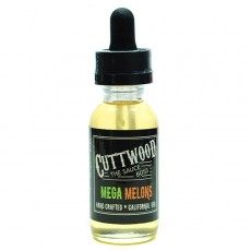 Cuttwood Vapors Mega Melons Review