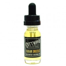 Cuttwood Vapors Sugar Drizzle Flavor Review