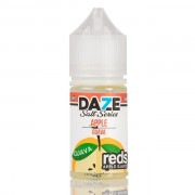 7 DAZE Salt - Reds Apple Guava 30ml