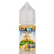 7 DAZE Salt - Reds Apple Mango Iced 30ml