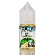 7 DAZE Salt - Reds Apple Watermelon Iced 30ml