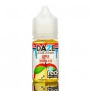 7 DAZE Salt - Reds Apple Iced 30ml