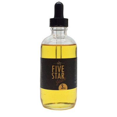 Five Star Juice - Caramel Nutz 120ml