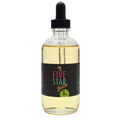 Five Star Juice - Fruit O's 120ml