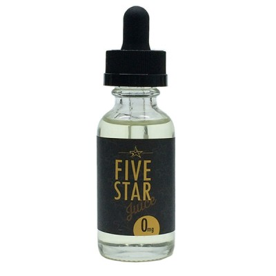 Five Star Juice - Caramel Nutz 30ml