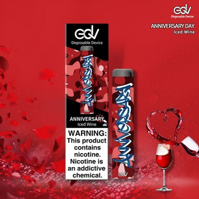 EDV - Disposable Vape Pod Device