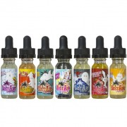 Lost Art Liquid Sampler Pack 15ml | 105ml of E-Juice