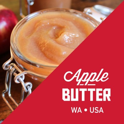 Liquid State Vapors - Apple Butter - Washington, USA - 30ml