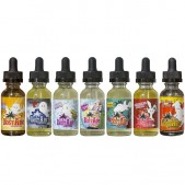 Lost Art Liquid Sampler Pack 30ml | 210ml of E-JUICE