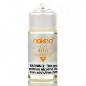 Naked 100 eLiquid - Amazing Mango 60ML
