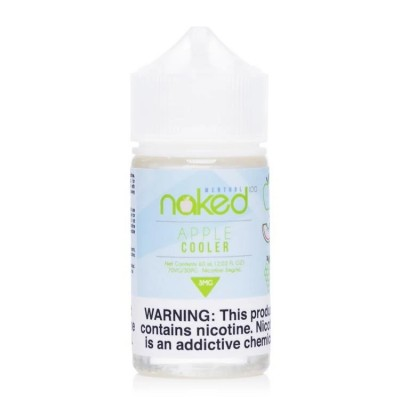 Naked 100 eLiquid - Apple Cooler 60ML