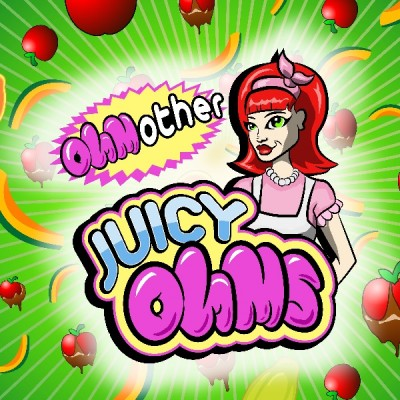 "Juicy Ohms ""Ohmother E juice"" - E-Liquid 15 ml"