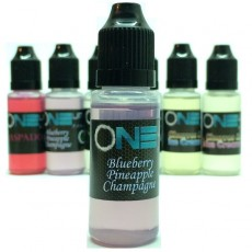 Blueberry Pineapple and Champagne by OneUp Vapor Review