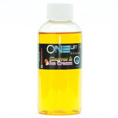 OneUp Vapor - Churros and Strawberry Ice Cream 120ml