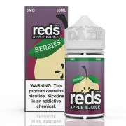 Reds Apple Berries eJuice - 7 DAZE