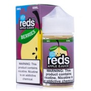 Reds Apple Berries Iced eJuice - 7 DAZE