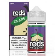 Reds Apple Grape eJuice - 7 DAZE