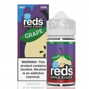 Reds Apple Grape Iced eJuice - 7 DAZE