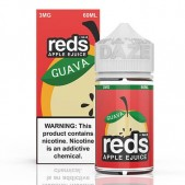 Reds Apple Guava eJuice - 7 DAZE