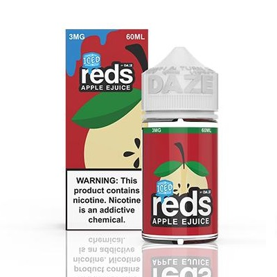 Reds Apple Iced eJuice - 7 DAZE