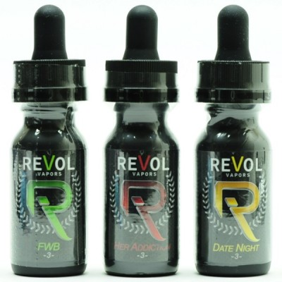 Revol Vapor Her Addiction E-Juice 17ml