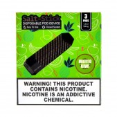 Salt-Stig Mojito Kiwi | Disposable Pod Device 3-Pack