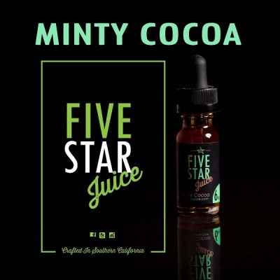 Five Star Juice Minty Cocoa - 30ml