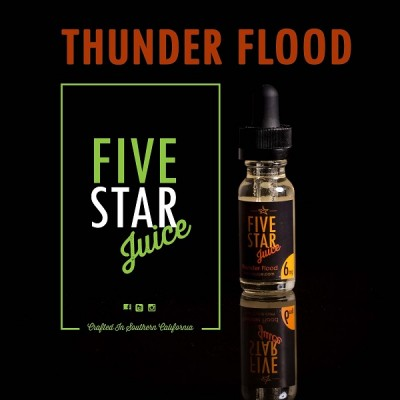 Five Star Juice THUNDER FLOOD - 15 ml