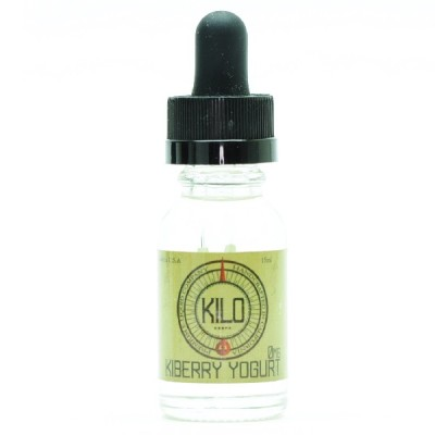 Kilo E-Liquids Kiberry Yogurt 15ml