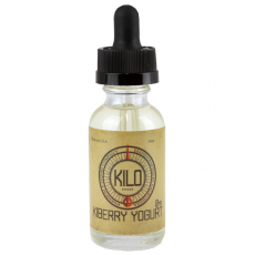 Kilberry Yogurt by Kilo Liquids Review