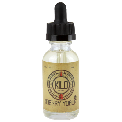 Kilo E-Liquids Kiberry Yogurt 30ml