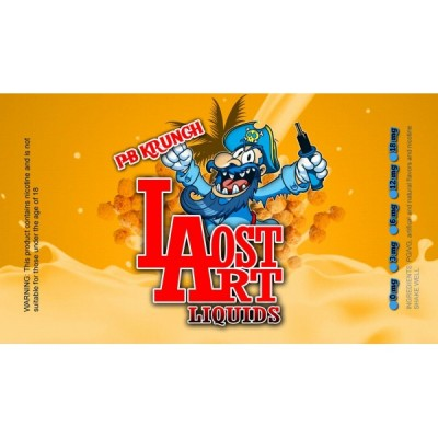 Lost Art E Juice - KPBK - E-Liquid 15 ml