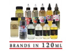 120 ML Juices